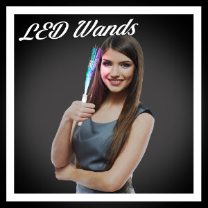 LED Light Up Wands