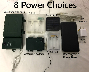 8 Power Options for Extreme Glow