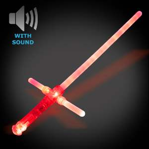Light Up Cross Sword