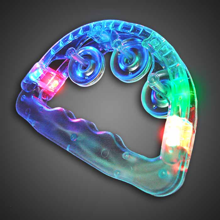 Lighted Tambourine lighted tambourine, flashing tambourine, LED tambourine, wedding, bar mitzvah, bat mitzvah, party, celebration, dance, music, instrument, band, show, festival