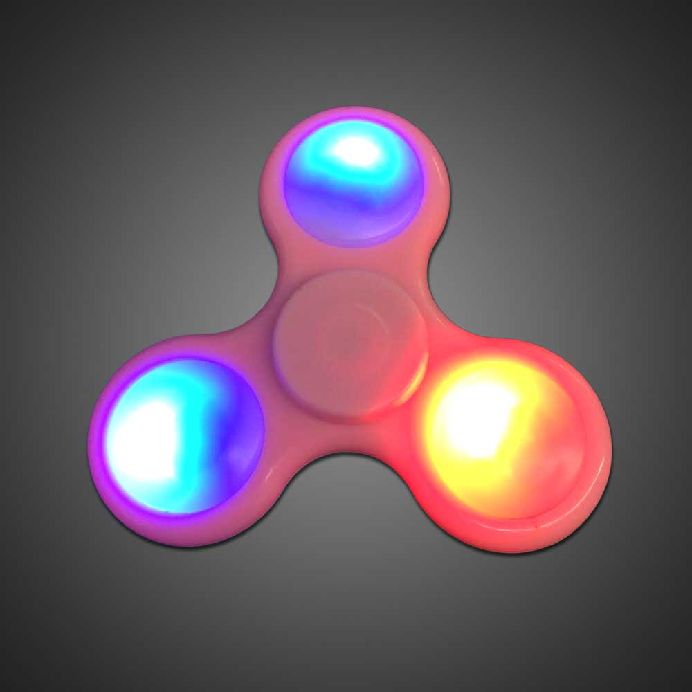 LED Fidget Spinner fidget, spinner, spin toy, led spinner, toy, figet