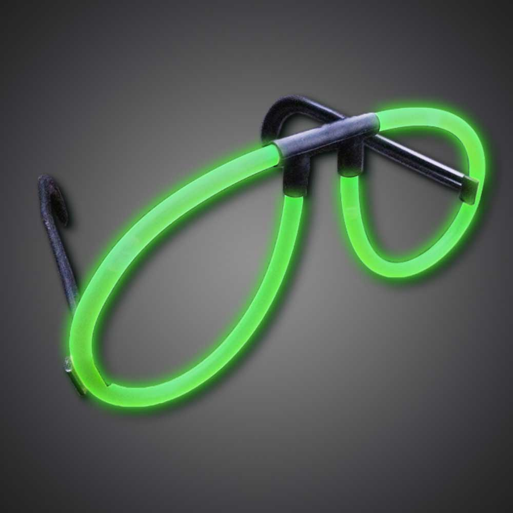 Glow Eyeglasses glow glasses, glow eyeglasses, glow bracelet eyeglasses, glow run, party, cheap, inexpensive, festival